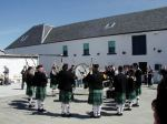 Isle of Islay Pipe Band