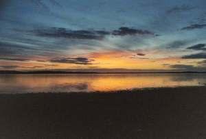 Sunse t Loch Indaal