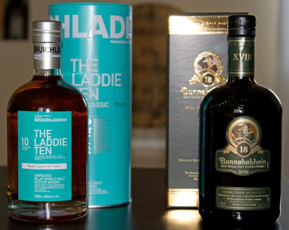Laddie 10 and Bunna 18