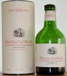 Bunnahabhain Feis Ile 1965