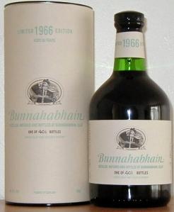 Bunnahabhain 1966 Feis Ile