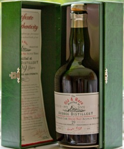 Douglas Laing Old and Rare 1972 Ardbeg