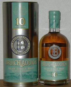 Bruichladdich 10yo First Edition