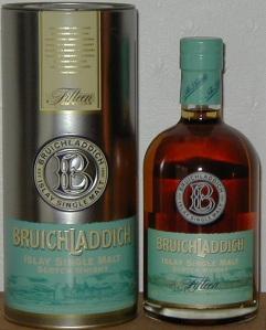 Bruichladdich 15yo First Edition