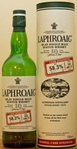 Laphroaig 10yo Cask Strength Batch 002