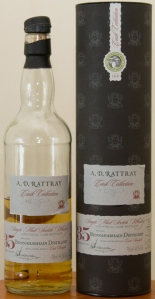 A.D. Rattray Bunnahabhain 35yo