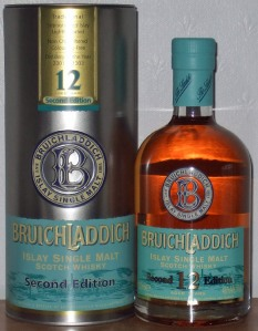 Bruichladdich 12yo 2nd Edition