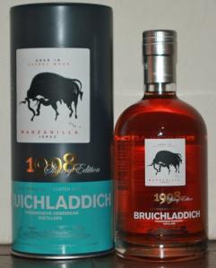 Bruichladdich 1998 Sherry Edition 'Manzanilla'