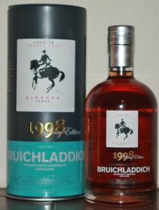 Bruichladdich 1998 Sherry Edition 'Oloroso'