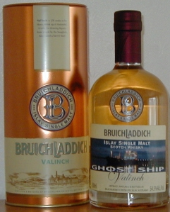 Bruichladdich Valinch 'Ghost Ship'