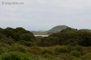 Across to Loch Iarnan