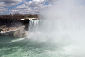 The Horseshoe Falls !