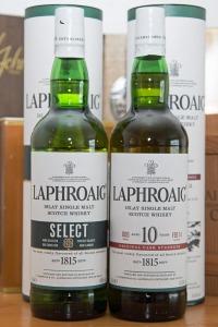 Two Laphroaigs