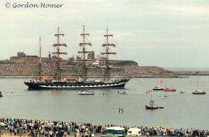 Tall Ships on the Tyne