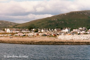 Ullapool From the Stornoway Ferry