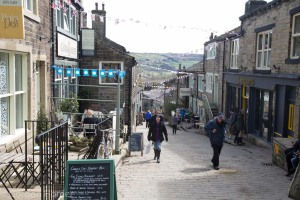 The Streets of Haworth